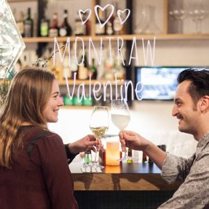 Valentines Dinner for two (only 14th of February)